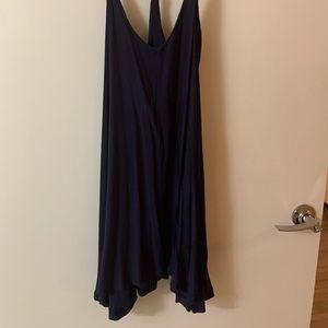 Navy tunic/dress